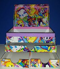 vintage Lisa Frank Stationary Jewlery Box