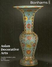 Bonhams / Chinese Asian Decorative Arts San Francisco Auction Catalog Oct. 2012