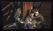 Artwork from The Walking Dead video game by Telltale Games SIGNED by DAVE FENNOY