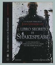 Il libro segreto di Shakespeare John Underwood Newton Compton Editori