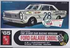 1965 Ford Galaxie #28 Lorenzen AMT 1/25th Plastic Model Kit #723 Stock or Race