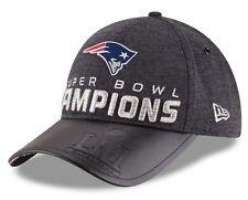 NFL NEW ENGLAND PATRIOTS New Era 9Forty LI Super Bowl Champions Locker Room Hat
