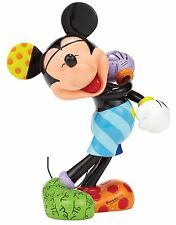 Disney by Romero Britto Laughing Mickey Mouse Figurine Ornament 20cm 4046356