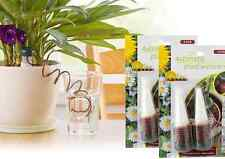 2x Indoor Drip Automatic Spike Waterer Plant Flower Houseplant Watering System