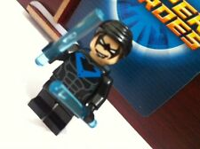 NEW CUSTOM BRAND DC Universe Super Heroes MINIFIGURE Young Justice Nightwing