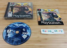 Sony Playstation PS1 CT Special Forces Back To Hell PAL