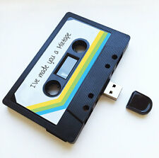 4GB USB Authentic Mixtape - Valentines Gift -Stocking Filler, Loved One, Present