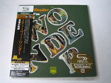 "STEVIE WONDER ""Where I`m Coming From"" Japan mini LP SHM CD"