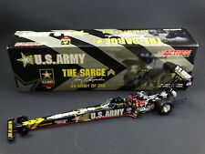 Action 2003 Tony Schumacher Army Signed NHRA Top Fuel Dragster 1:24 Scale Car