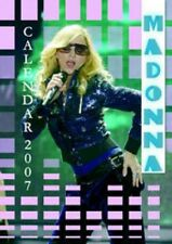 MADONNA   2007 CALENDAR, NEW, BY IMAGICOM