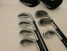 NEW MIZUNO JPX 800 HD COMBO IRON SET 4H-PW IRONS PROLAUNCH AXIS SENIOR 800HD