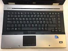 HP EliteBook 8530w Workstation + Docking Station + Case (charger included)