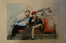 AC/DC - Angus Young - Classic Colour Photo Signed Personally by Angus w/ COA