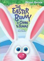 EASTER BUNNY IS COMING TO TOWN: DELUXE ED & PUZZLE - DVD - Region 1