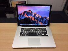 """MacBook Pro 15"""" 2011 Core i7 2.5GHz A1286 ✔ 256GB SSD + 1TB HDD ✔ 16GB ✔"""