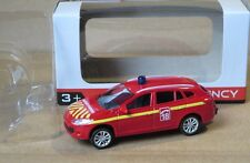Norev Minijet Emergency Renault Megane 2009 Pompiers Brand new. 3 inches
