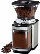 Cuisinart Supreme Grind Automatic Burr Mill Coffee Grinder New In Box!