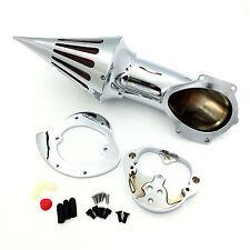 XH Kawasaki Vulcan 1500 1600 Classic 2000-2012 CHROME Air Cleaner Kits filter