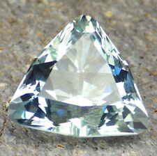 UNTREATED BLUE TOPAZ-NIGERIA 26.96Ct FLAWLESS-FOR TOP JEWELRY-PASTEL BLUE COLOR!