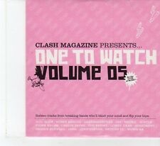 (FR64) Clash Magazine: Ones To Watch Volume 5, 16 tracks - 2006 CD