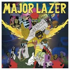MAJOR LAZER - FREE THE UNIVERSE  CD DISCO DANCE POP NEW