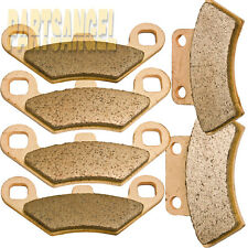 Front Rear Sintered Brake Pads POLARIS 300 Xpress 350 Trail Boss  350 Sportsman