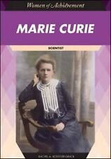 Marie Curie: Scientist (Women of Achievement (Hardcover))-ExLibrary