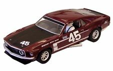 Scalextric C3424 Ford Mustang 1969 Boss 302 Slot Car, 1:32 Scale