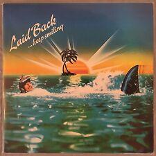 LAID BACK - ...Keep Smiling (White Horse) (Full length Vinyl LP) Sire 25058