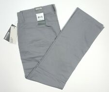 NEW KENNETH COLE REACTION DIM GRAY SUPER SLIM FIT CASUAL PANTS SZ 34X30 *FADED