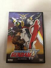 MOBILE SUIT GUNDAM WING - OPERATION 1  REGION 1 DVD