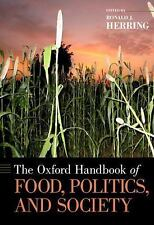 The Oxford Handbook of Food, Politics, and Society (Oxford Handbooks),