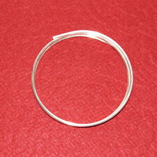 9999 Pure Silver 48 inches (4 feet) 10 Gauge Wire - Great Wire for Colloidal