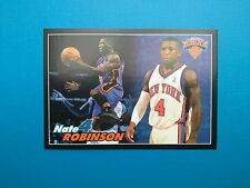 2009-10 Panini NBA Basketball n. 30 Nate Robinson New York Knicks