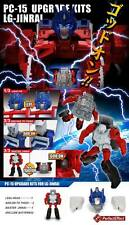 PC-15 Perfect Effect Transformers Combiner Upgrade Kit For LG-Jinrai God Ginrai