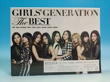 Brand New CD+DVD Girls Generation SNSD JAPAN The BEST ALBUM First Limited
