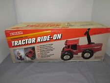 4WD International Harvester IH 2+2 Tractor RIDE ON Toy Pedal Tractor NEW in BOX