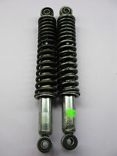 78  KAWASAKI KM100 ENDURO REAR SHOCKS SUSPENSION K347~