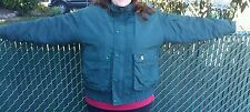 Carhartt Forest Green Insulated Winter Nylon Parka Jacket Size 2XL  Nice Cond.