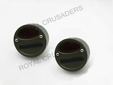 NEW WILLYS MB FORD GPW JEEP TRUCK MILITARY CAT EYE REAR TAIL LIGHT 4'' PAIR #G27