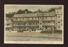 Isle of Wight IOW SANDOWN Tenerife Private Hotel c1930/40s? PPC