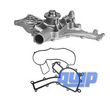 New Water Pump for 02-04 Mercedes-Benz C32 AMG SLK32 AMG With Gasket 1122001301
