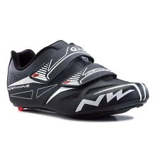 New Northwave Jet Evo Touring Shoe Black (Eur 44/US 11)