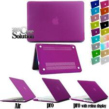 Brand New Frost Matte Rubberized Hardshell Hard Case for Apple MacBook