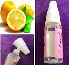 FD3467 E LIQUID E JUICE E SHISHA PEN REFILL OIL VAPOR 0 NICOTINE ~LEMON~ 10ML ^