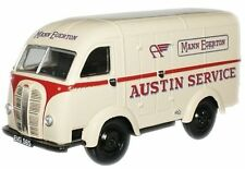 Oxford 76AK005 Austin K8 Austin Service 3 Way Van White 1/76 Scale New in Cas...