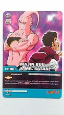 Carte Dragon ball Z Majin Buu & Mr. Satan DB-654