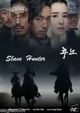 The Slave Hunters Korean Drama (5DVDs) Excellent English & Quality!