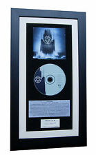 HIM Dark Light CLASSIC CD GALLERY QUALITY FRAMED+EXPRESS GLOBAL SHIPPING