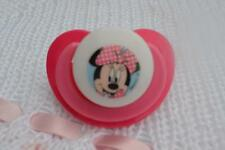 PJs �� MiNNIE MOUSE �� DUMMY PACIFIER + MAGNET OR PUTTY FOR REBORN BABY DOLL